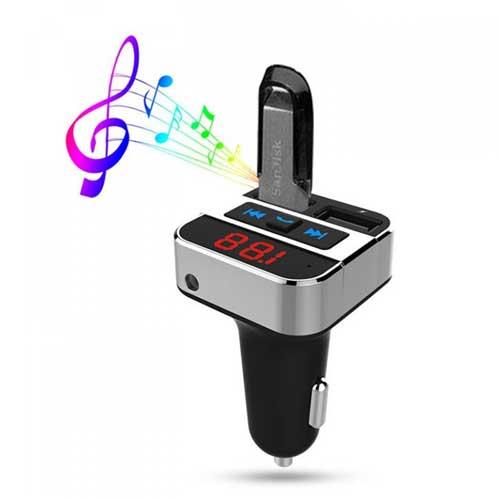 Bluetooth-fm -transmitter